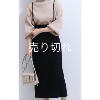 ノーブル(Noble)のノーブル 大人気 サロペットスカート 美品38(サロペット/オーバーオール)