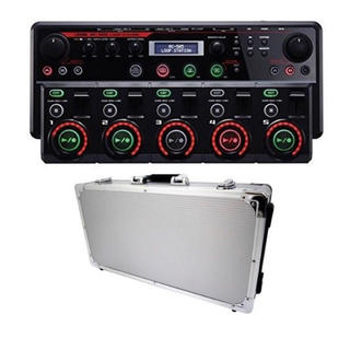 ボス(BOSS)のrc505 ケース付 新品 未使用 ルーパー ループステーション エフェクター(DJエフェクター)