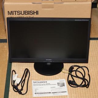 ミツビシデンキ(三菱電機)の三菱 液晶ディスプレイ スピーカー内蔵 RDT-223WLM(ディスプレイ)