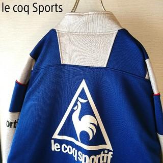 ルコックスポルティフ(le coq sportif)のルコックスポルティフ   デカロゴ オーバサイズ ジャージ(ジャージ)
