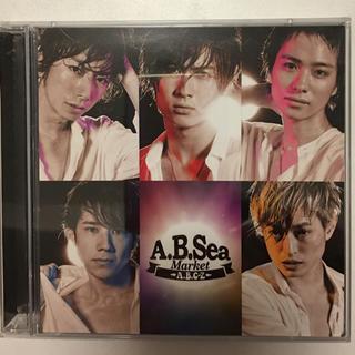 A.B.C.-Z - 『A.B.Sea Market(初回限定盤A)』CD・DVDセット