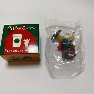 スターバックスコーヒー(Starbucks Coffee)の【新品未使用】スターバックス コーヒーサンタ Coffee santa(ノベルティグッズ)