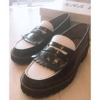 アナスイ(ANNA SUI)の【新品】HARUTA×ANASUI ローファー(ローファー/革靴)