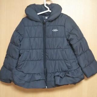 BeBe - 新品  BeBe 女児 コート 110cm 黒色