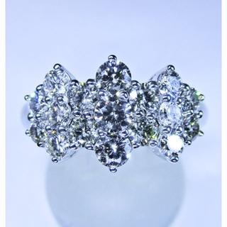 ミスーター様専用※豪華天然ダイヤモンド1.20ctデザインリング(リング(指輪))
