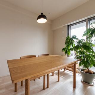 イデー(IDEE)のIDEE | DIMANCHE ダイニングテーブル1600 (ダイニングテーブル)