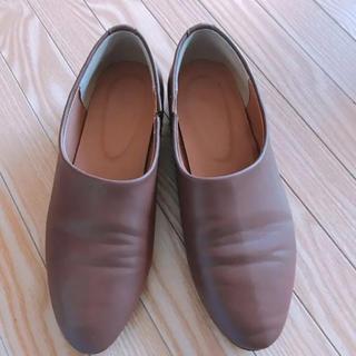 メルロー(merlot)のmerlot ikyu 革靴(ローファー/革靴)