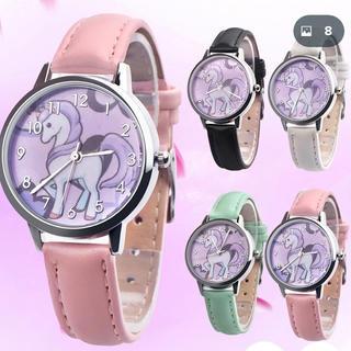 新品未使用♡ユニコーン腕時計(腕時計)