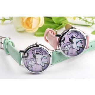 お値下げ中❣️新品未使用♡人気のユニコーン キッズ腕時計(腕時計)