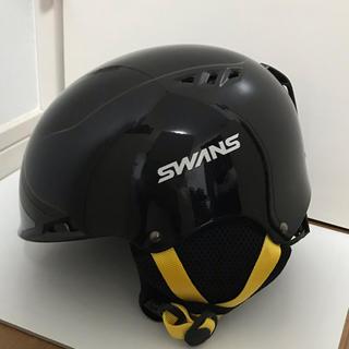 スワンズ(SWANS)の【SWANS スワンズ】ジュニア スノーヘルメット(ウエア/装備)