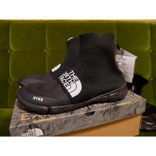 ハイク(HYKE)のNORTH FACE HYKE ブーツ スニーカー 28 10 ブラック(スニーカー)