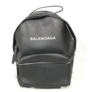 BALENCIAGA BAG - バレンシアガ リュック バックパック ブラック