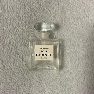 シャネル(CHANEL)のCHANEL  香水瓶(容器)