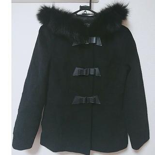 ストロベリーフィールズ(STRAWBERRY-FIELDS)のコート(毛皮/ファーコート)