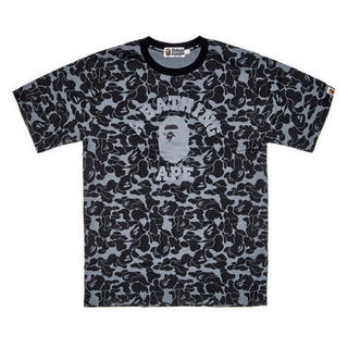 アベイシングエイプ(A BATHING APE)の【XL】DSMG 限定 A Bathing Ape Solid Camo Tee(Tシャツ/カットソー(半袖/袖なし))