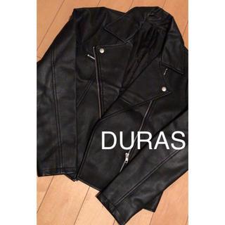 デュラス(DURAS)の DURAS(ライダースジャケット)