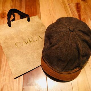 カシラ(CA4LA)のおもち様 専用(ハンチング/ベレー帽)