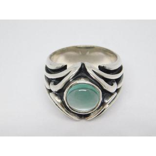 エムズコレクション(M's collection)の美品 M's Collection ブルトパーズ リング 19号 アクセサリー(リング(指輪))