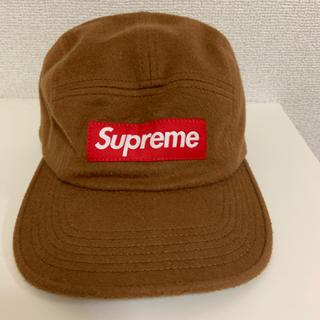 シュプリーム(Supreme)のsupreme ボックスロゴ キャップ(キャップ)