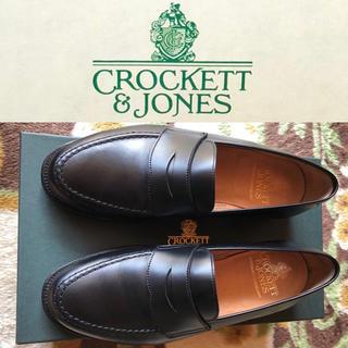定価税込¥83600 Crockett&Jones ローファー ボストン2(ドレス/ビジネス)