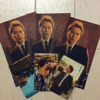 サンダイメジェイソウルブラザーズ(三代目 J Soul Brothers)のHIROOMI TOSAKA muca & POST CARD(ミュージシャン)