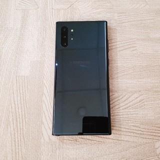 サムスン(SAMSUNG)の美品 SAMSUNG GALAXY NOTE 10+ 5G 256GB  (スマートフォン本体)