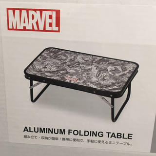 MARVEL - marvel  テーブル  新品未使用