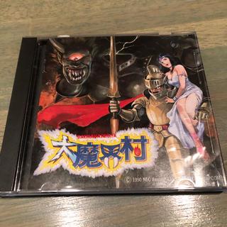 エヌイーシー(NEC)の大魔界村 SG 【PCエンジン】(家庭用ゲームソフト)