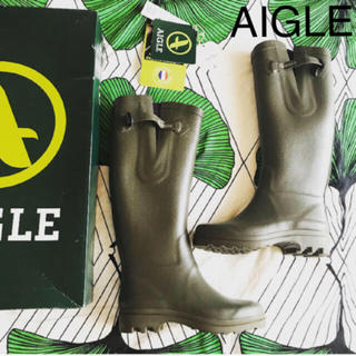 AIGLE - ラバーブーツ AIGLE