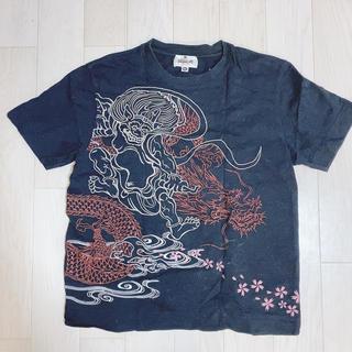 カラクリタマシイ(絡繰魂)の絡繰魂 Tシャツ(Tシャツ/カットソー(七分/長袖))