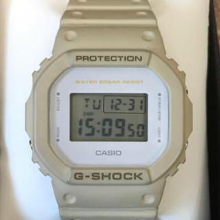 ジーショック(G-SHOCK)のサンドベージュ G-SHOCK(腕時計(デジタル))