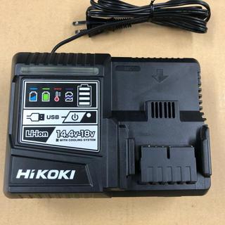 ヒタチ(日立)の【日曜限定】HiKOKI UC18YDL 充電器(工具)