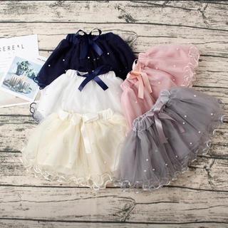 新品未使用♡可愛いフリルスカート pink(スカート)