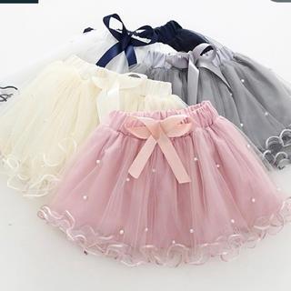 お値下げ中❣️新品未使用♡可愛いフリルスカート pink(スカート)