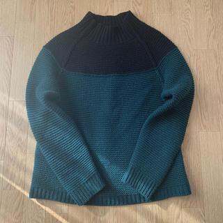 マルニ(Marni)のマルニ 切り替えしニット セーター メンズライン(ニット/セーター)