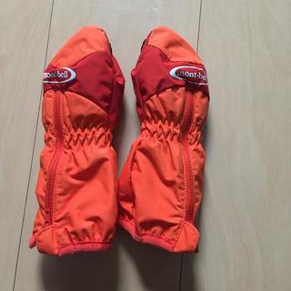 モンベル(mont bell)のモンベル 手袋 2〜3歳用(手袋)