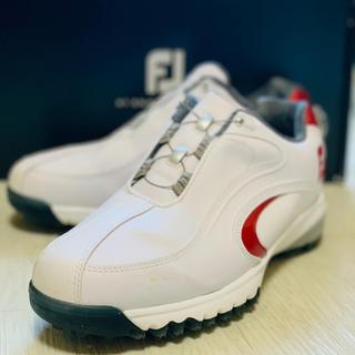 FootJoy - フットジョイ・ゴルフ スパイク  一度着用!