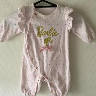 バービー(Barbie)のBarbieベビーロンパース♡(ロンパース)