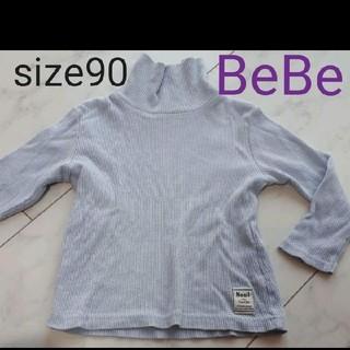 ベベノイユ(BEBE Noeil)の90 タートルネック(Tシャツ/カットソー)