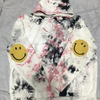 キャピタル(KAPITAL)のkapital smile hoodie size 2(スウェット)