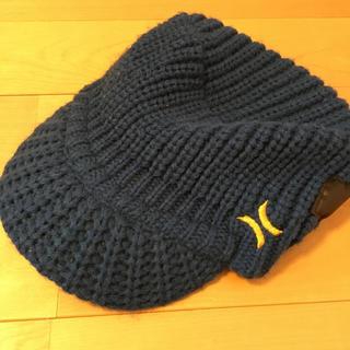 ハーレー(Hurley)のハーレー ニットハンチング(ハンチング/ベレー帽)