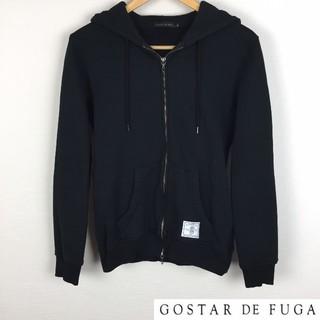 フーガ(FUGA)のkloume091様専用 美品 ゴスタールジフーガ 長袖パーカー ブラック(パーカー)