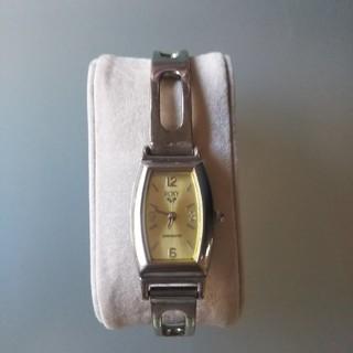 ロキシー(Roxy)のROXY 時計 文字盤 GOLD(腕時計)