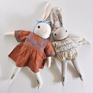Caramel baby&child  - polka dot club × apolina large rabbit