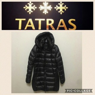 タトラス(TATRAS)の美品 TATRAS☆ダウン ロング丈 サイズ05(ダウンコート)