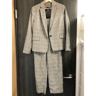 GU - チェック スーツ セットアップ GU Lサイズ