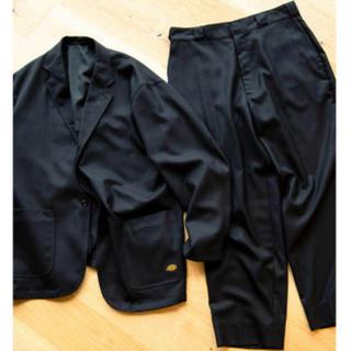 ディッキーズ(Dickies)のTRIPSTER Dickies ブラック Sサイズ セットアップ 新品未使用(セットアップ)