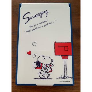 スヌーピー(SNOOPY)のSNOOPY コンパクトミラー(ミラー)