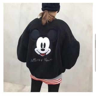 ディズニー(Disney)のミッキーマウス ブルゾン(ブルゾン)