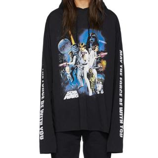 バレンシアガ(Balenciaga)のvetements x starwars (Tシャツ/カットソー(七分/長袖))